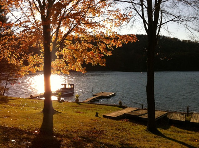 W deep creek lake autumn  Rob Paine