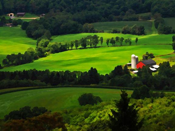 web garrett county farm scene rob paine