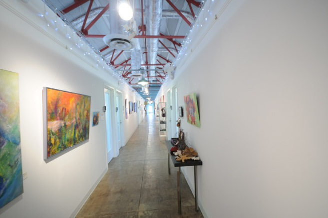 Rob Paine Workhouse galleries
