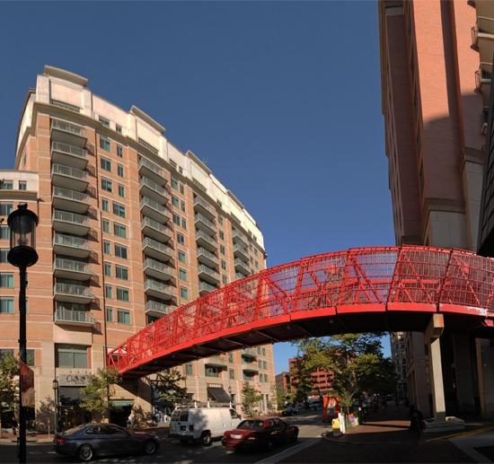 rob paine red bridge