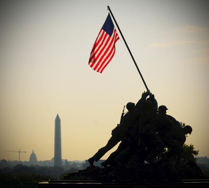 Rob Paine Marine Memorial