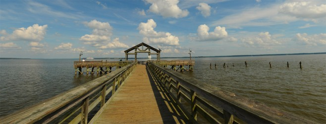 Rob Paine Pier at Leesylvania Park