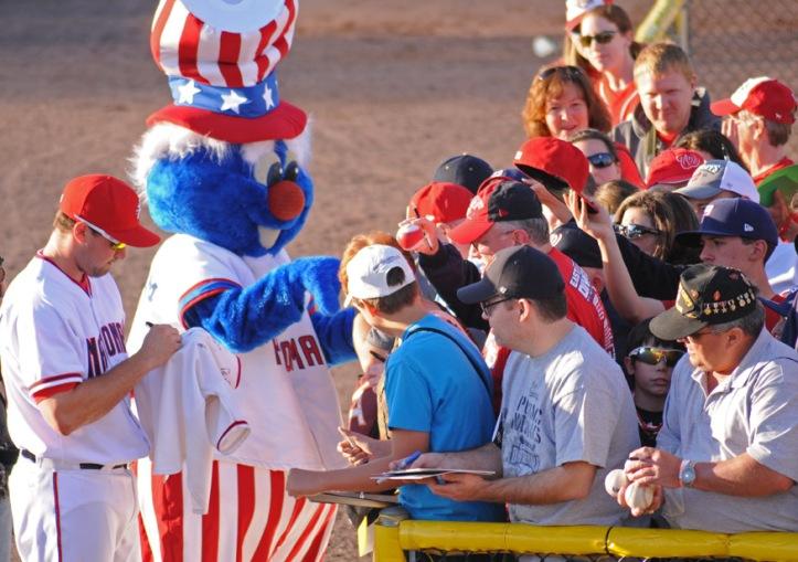 Rob Paine Photo Baseball