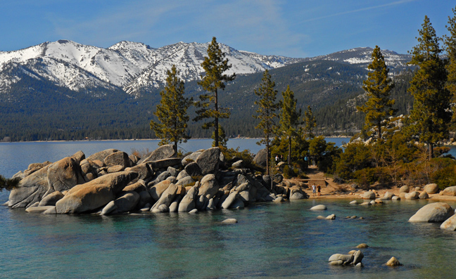 rob paine lake tahoe sand harbor