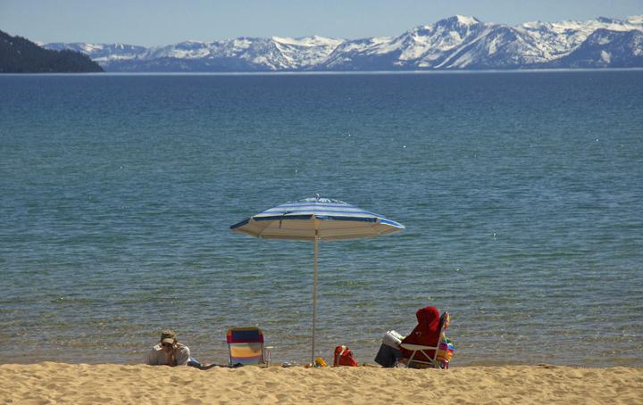 Rob Paine photo of Lake Taho
