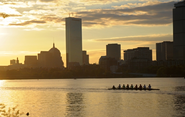 rob paine boston on the charles