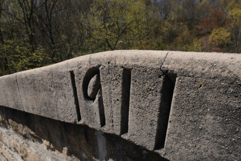 web bridge date stone
