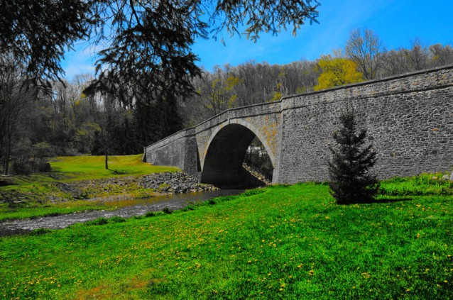 Rob Paine Casselman River Bridge