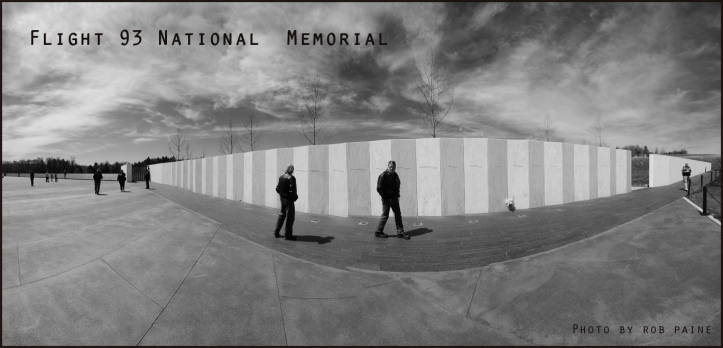 Flight 93 National Memorial Pennsylvania