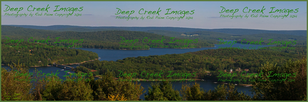 Would you like this beautiful 30x10 panorma photo of the lake on your wall? Please email robpaine@deepcreekimages.com for ordering instructions. This unmounted print can be yours for just $50 which includes shipping and handling. Photo by Rob Paine, Deep Creek Images, copyright 2014 Rob Paine