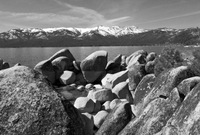 web horiz  lake tahoe