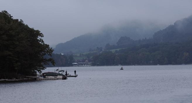 web morning lake rob paine