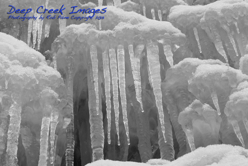 rob paine deep creek lake winter ten