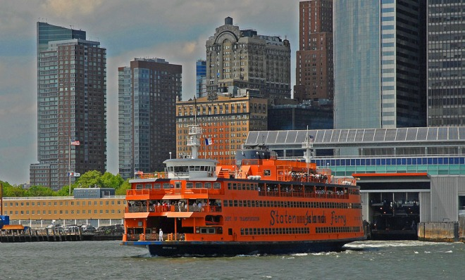rob paine staten island ferry
