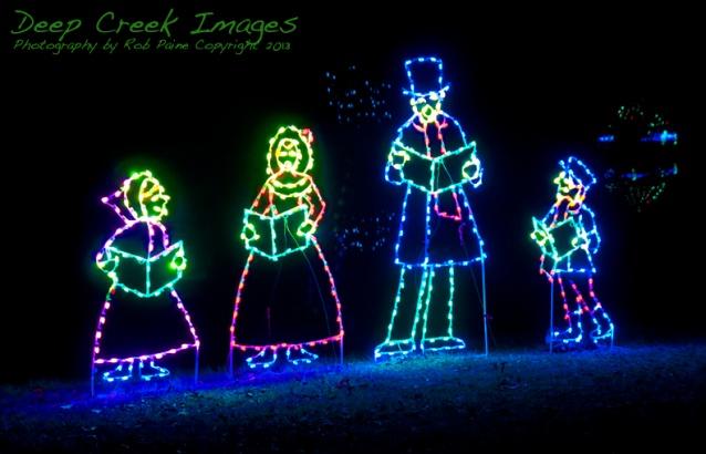 web 9 lights