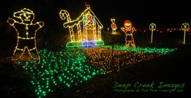 web lights two
