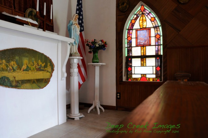 rob paine smallest church3