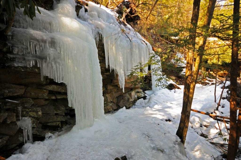 rob paine icy walk