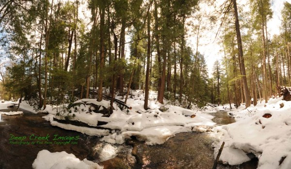 rob paine swallow falls panorama
