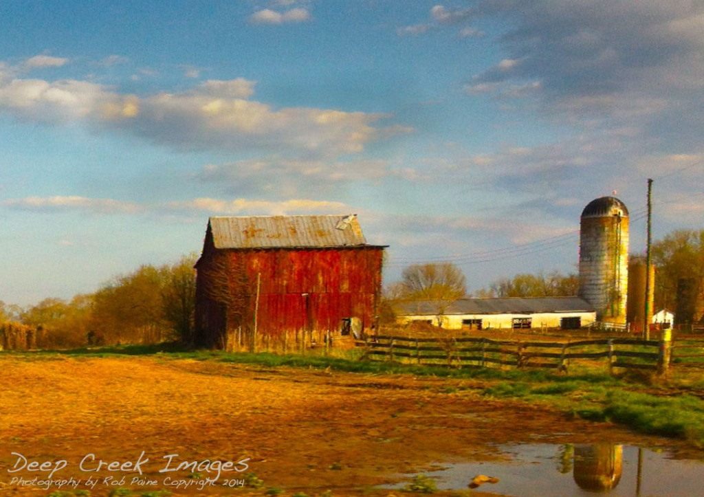 rob paine old barn fauqier county va