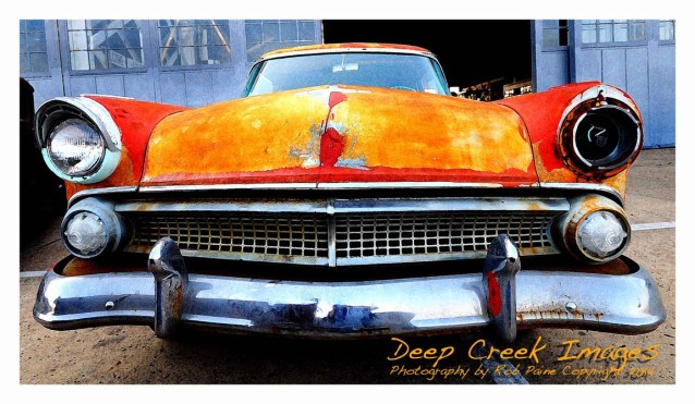 rob paine classic car