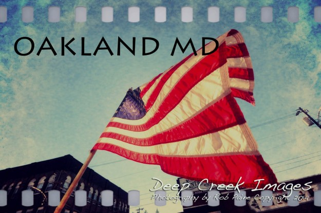 downtown usa oakland md