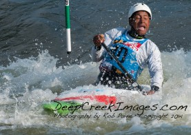 Jean Pierre Bourhis of Senegal, Photo by Rob Paine/Deep Creek Images/Copyright 2014