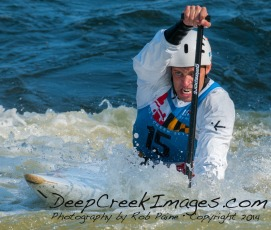 Matija Marinic, of Croatia, Photo by Rob Paine/Deep Creek Images/Copyright 2014