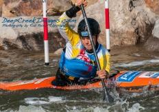 Julia Schmid, Austria, Photo by Rob Paine/Deep Creek Images/Copyright 2014