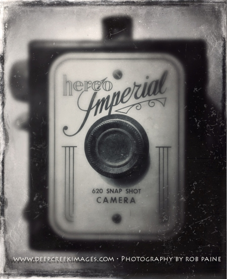 The camera I shot my first photo with so long ago. (Photo by Rob Paine/Deep Creek Images/Copyright 2015)