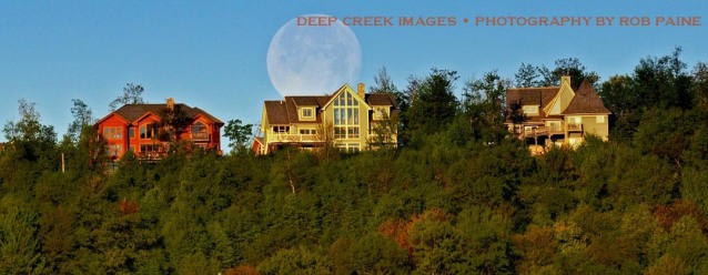 rob paine moon over  wisp mountain