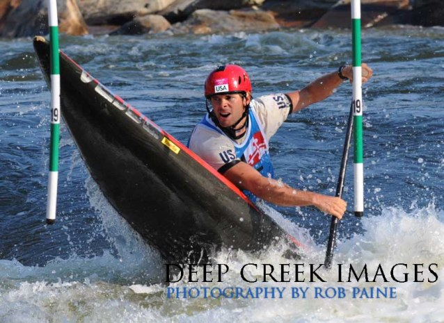 Casey Eichfeld Competes in Deep Creek 2014 ( Photo by Rob Paine/Deep Creek Images/Copyright 2014)